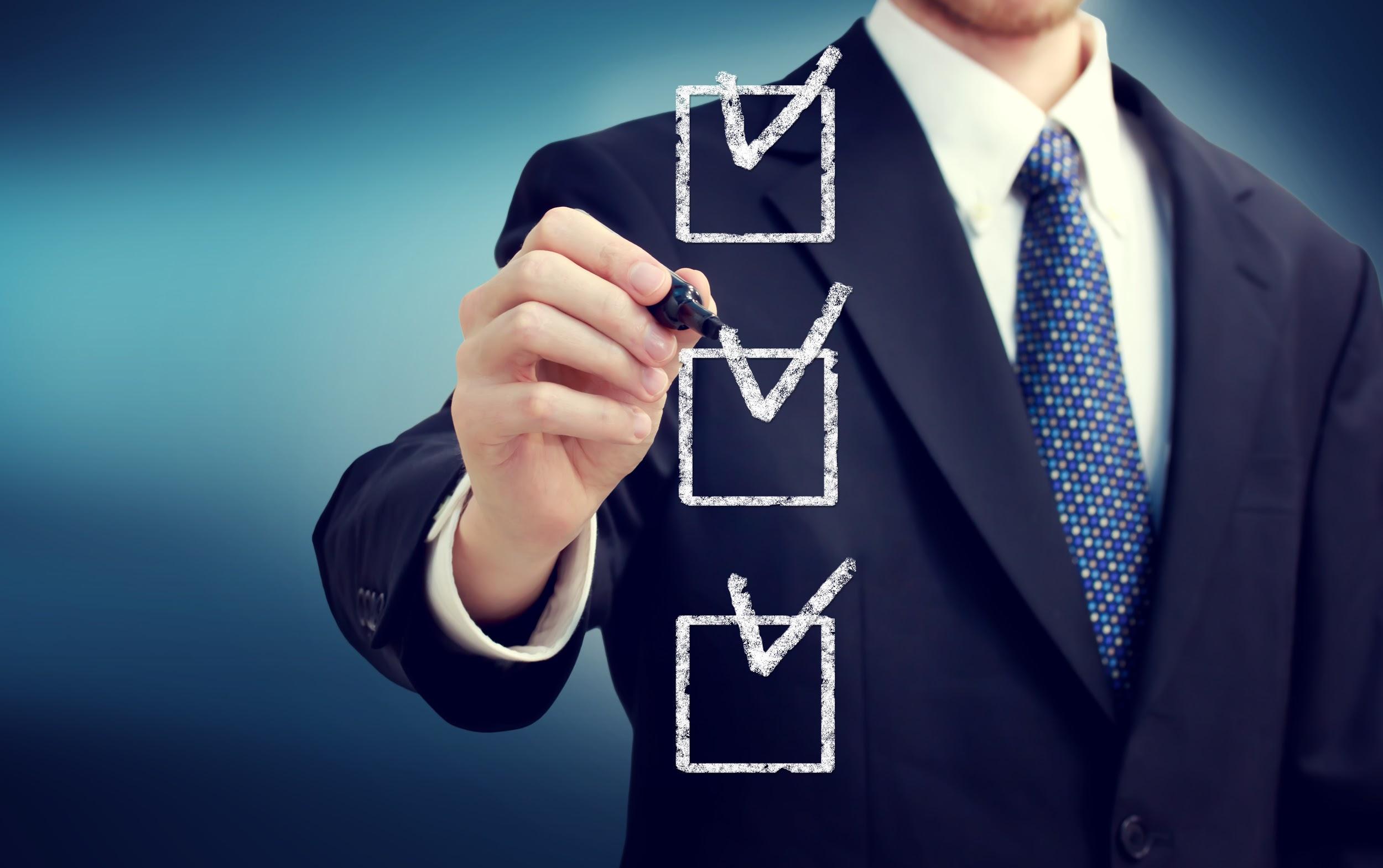 El mejor checklist para tu campaña de email marketing