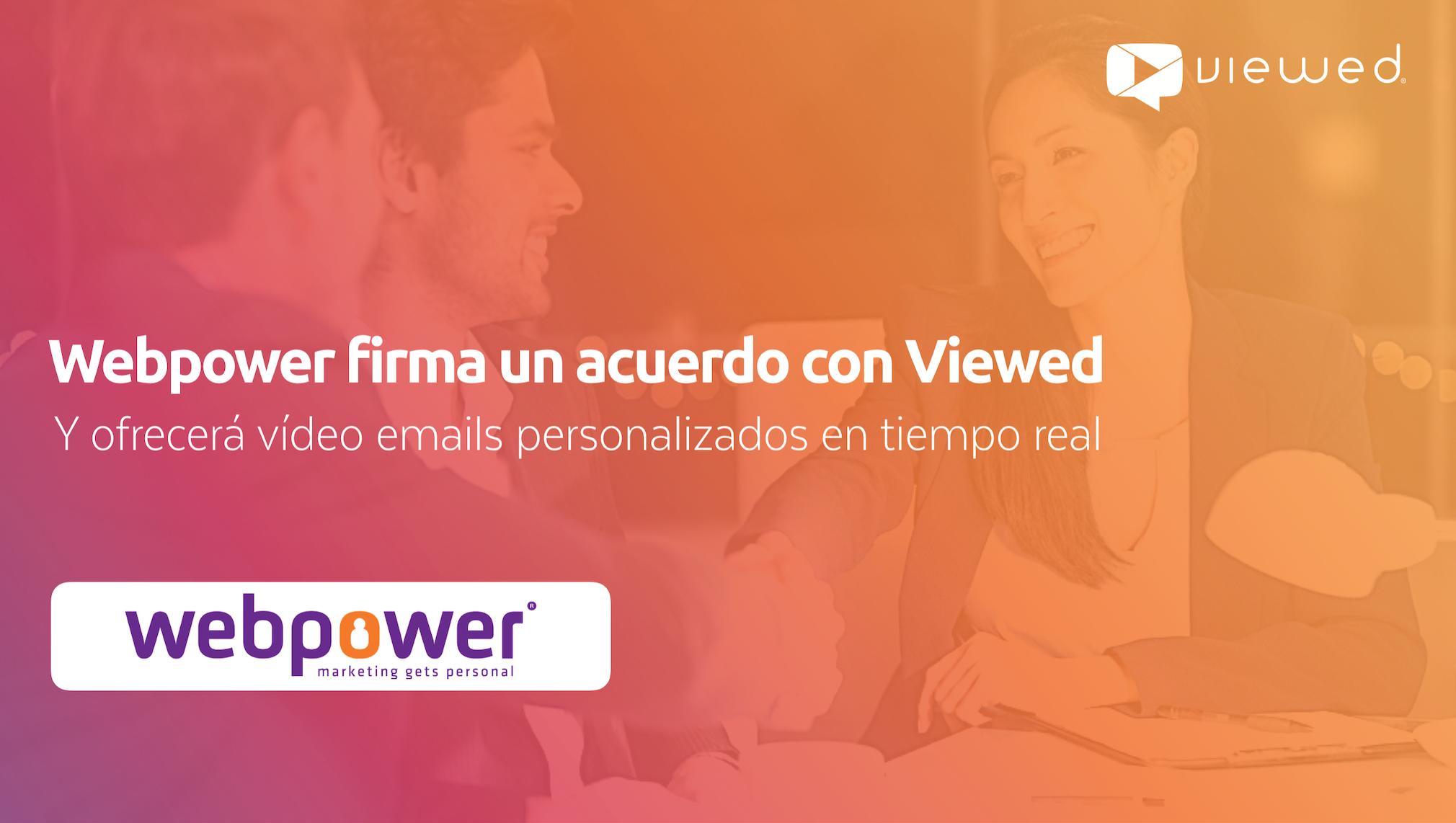 webpower firma acuerdo con Viewed